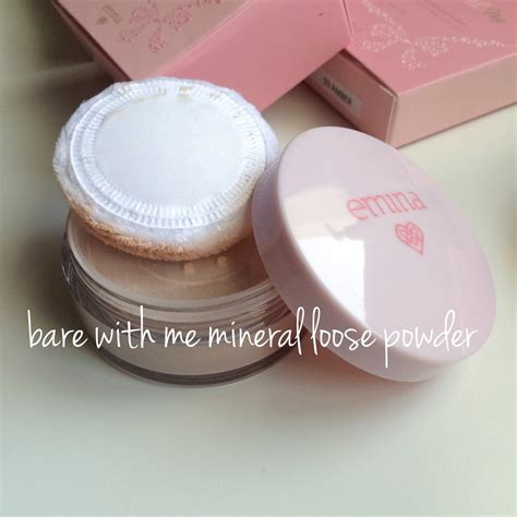 Harga Emina Powder emina bare with me mineral powder city chic powder