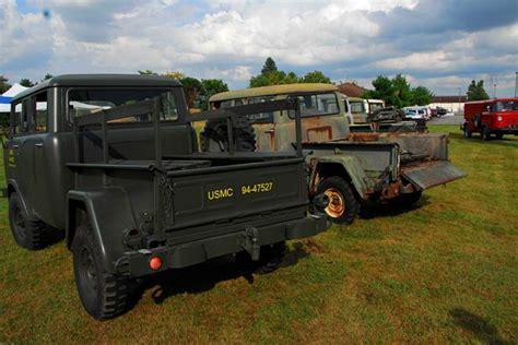 Jeep M677 Mfcr Event Jeep M677 Restored Vs Unrestored Jk Forum