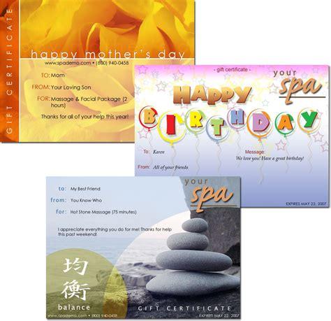 Instant Online Gift Cards - spaboom 174 spas break 50m barrier via instant online gift certificates