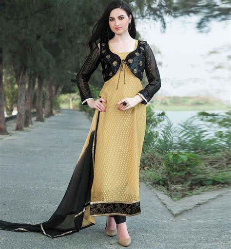 jacket design kameez everstylish salwar kameez patterns designs with jacket