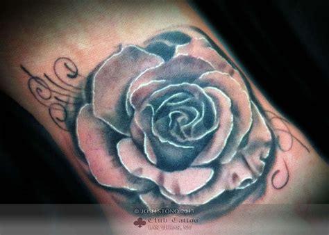 black and grey tattoos las vegas joshstono black and grey rose