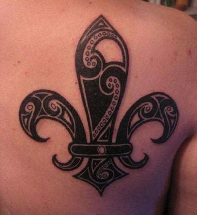Tattoo Quebecois | fleur de lis tattoos page 2