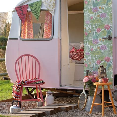 vintage inspired home decor vintage inspired decor in retro caravan shabby chic