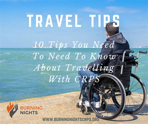 10 Tricks You Need To by 10 Tips You Need To About Travelling With Crps
