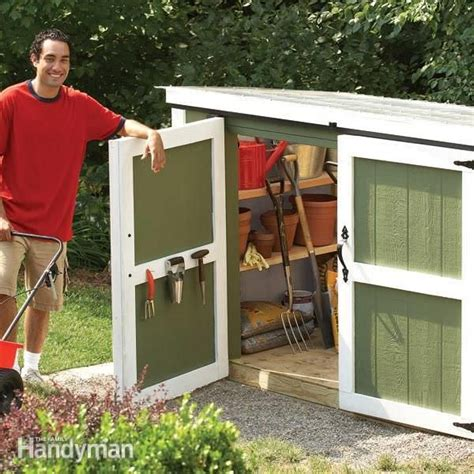 Diy Small Garden Shed by Small Storage Sheds Ideas Projects Decorating Your