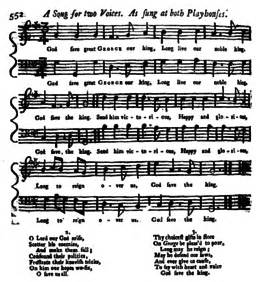 testo god save the god save the