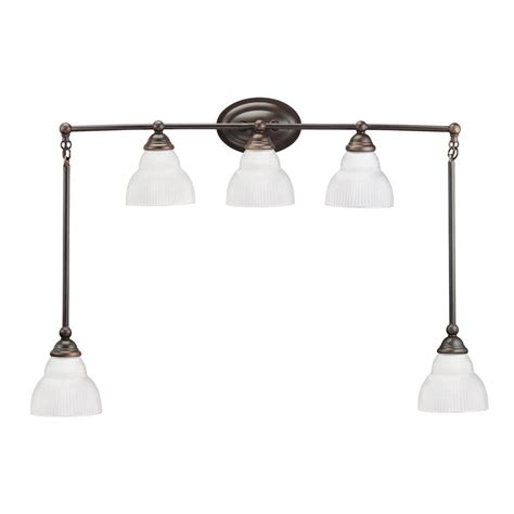 bathroom vanity 5 light wall mount fixture free shipping