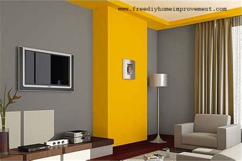 wall painting colors interior wall colour combinations bedroom inspiration