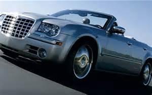 2010 Chrysler Convertible 2010 Chrysler 300 Convertible Future Spied Vehicles
