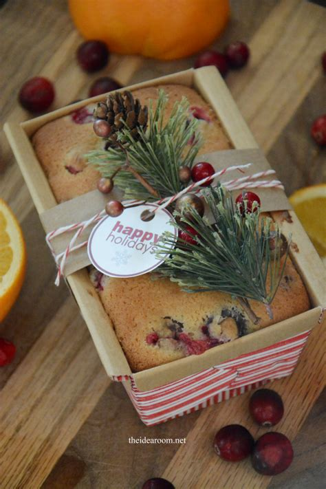 orange cranberry bread the idea room