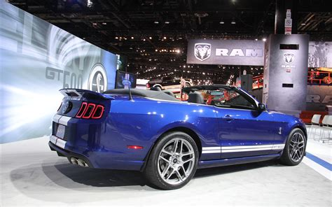 mustang gt500 convertible ford shelby mustang gt500 convertible 2013 widescreen