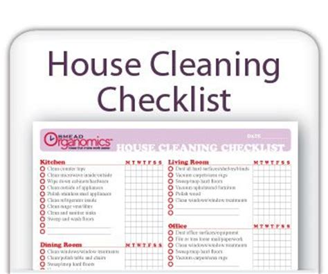1000 ideas about house cleaning checklist on cleaning checklist cleaning checklist