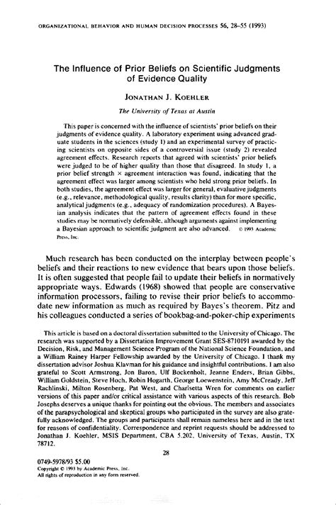 Bartlett Culture And Cognition by Cultural Cognition Project Cultural Cognition
