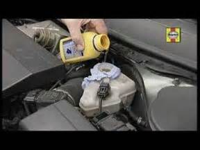 Check Brake System Ford Focus Top Up Your Car S Brake Fluid