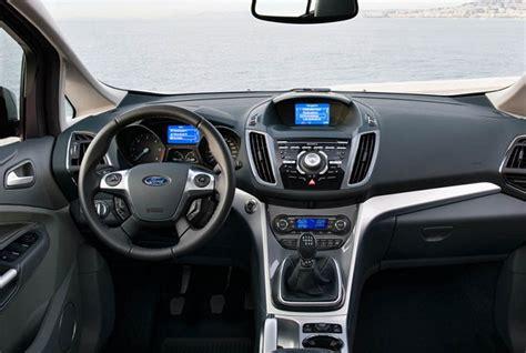 interni ford c max ford c max e c max7 arrivano l ecoboost 1 0 e nuove