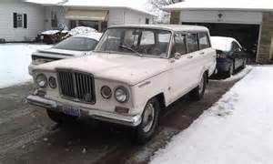 Jeep Grand Wagoneer For Sale 1966 Jeep Wagoneer Amc 327 For Sale Photos Technical