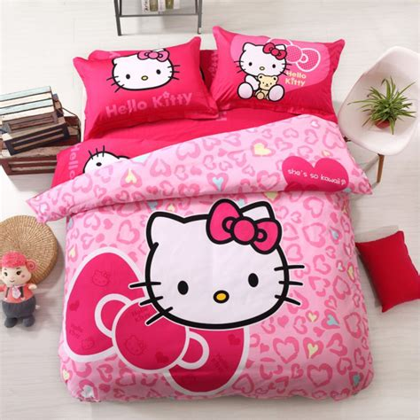 Hello Kitty Bedding Sets Model 16 Ebeddingsets Hello Bedding