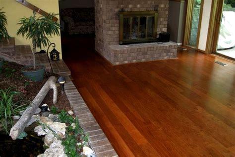 Choosing Between Semi Gloss and High Gloss Hardwood Floors