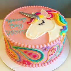 Birthday Cakes Best 25 Unicorn Birthday Cakes Ideas On