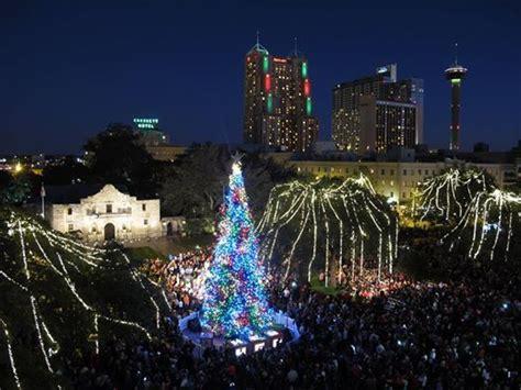 2014 h e b christmas tree at alamo plaza san antonio