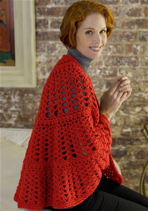 How Many Sts For A Card And Gift Card - crochet valentine shawl favecrafts com