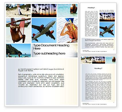 pharmacy collage word template 04889 poweredtemplate com
