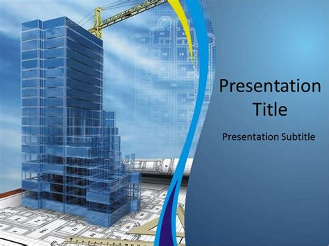 free construction powerpoint templates construction powerpoint template construction ppt free