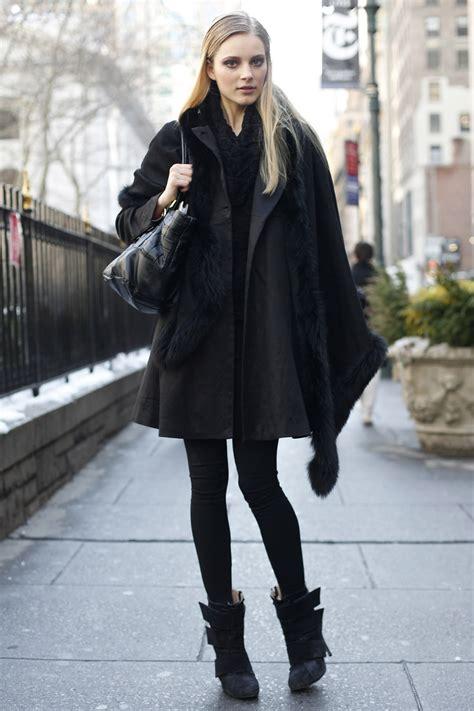 inspirational black clothing style looks 2018