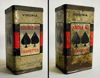 Kaleng Rokok Box Kotak Rokok 9 82 patina antik kotak kaleng produk