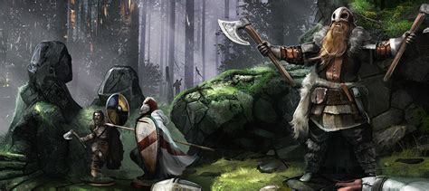 viking themed games coming in 2016 wartile a viking themed rts style board