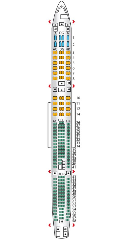 lufthansa seat map a340 600 config 1 lufthansa seat maps reviews