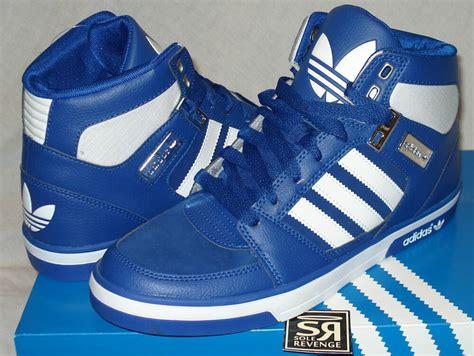 adidas originals mens hard court   blue white