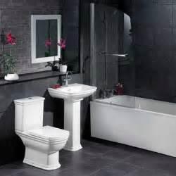 como decorar un ba 241 o en color negro small bathroom design ideas remodels amp photos
