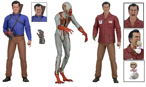figure vs figurine ash vs evil dead 7 quot scale figure series 1