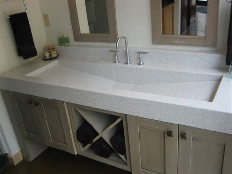 bathroom trough sink 187 bathroom design ideas