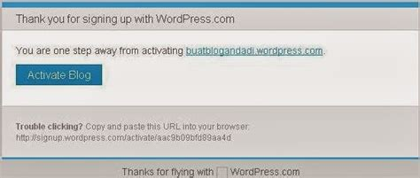 tutorial membuat blog di wordpress lengkap 5 tahap cara membuat blog di wordpress gratis tutorial