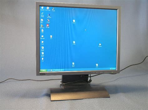 Monitor Lcd Benq Bekas benq 19 quot lcd monitor q9u3 allsold ca buy sell used office furniture calgary