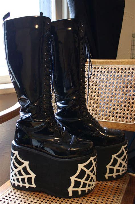 diy platform shoes 17 best images about all black on