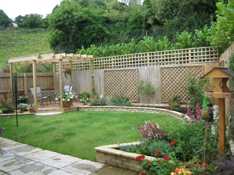 Ideas For Backyard Gardens Backyard Ideas Architectural Design