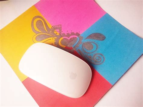 How To Make A Mouse Mat c 243 mo hacer un mousepad 5 pasos con fotos wikihow