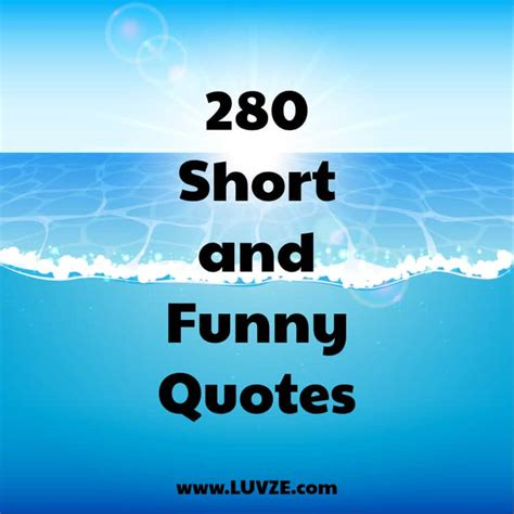 short funny quotes  sayings