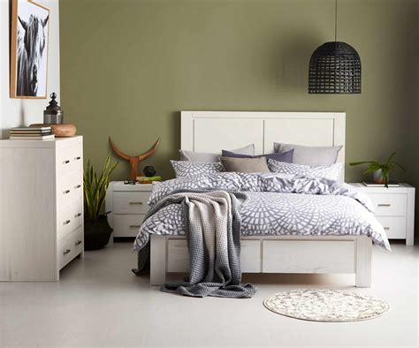 Forty Winks Bedroom Furniture Reef Bed Frame White Wash Bedroom Furniture Forty Winks