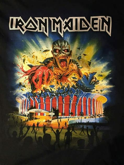 Book Tours by The Book Of Souls Tour 2016 Los Angeles Iron Maiden