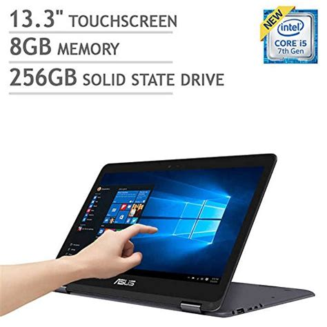 Asus Flip 13 3 Touchscreen Laptop Review asus zenbook flip ux360ca 2 in 1 i5 7y54 256gb ssd 8gb ram 13