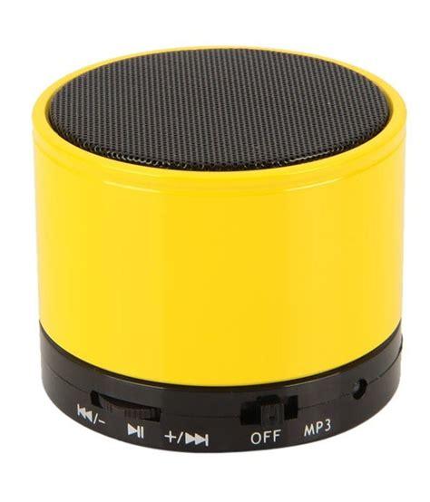 Speaker Bluetooth S10 buy konarrk s10 bluetooth speaker yellow at best