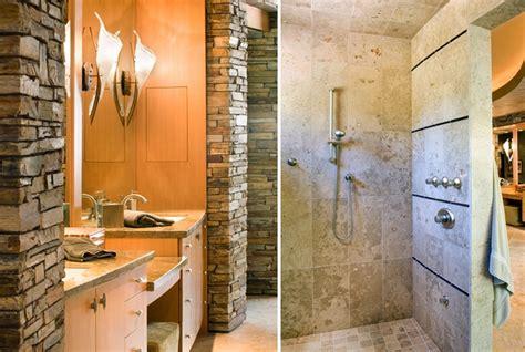 shower groutless tile bathrooms