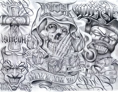 gangster lettering tattoo designs gangster designs images for tatouage