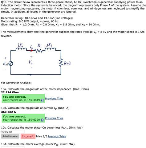 circle diagram of 3 phase induction motor 3 phase generator calculator 100 circle diagram of 3