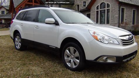 outback subaru 2011 2011 subaru outback all wheel drive