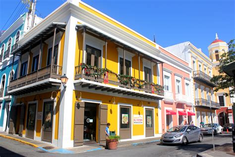 what is the oldest the colourful streets of san juan traveling canucks